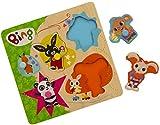 Bing 3513 - Puzle de Madera (3513), Multicolor
