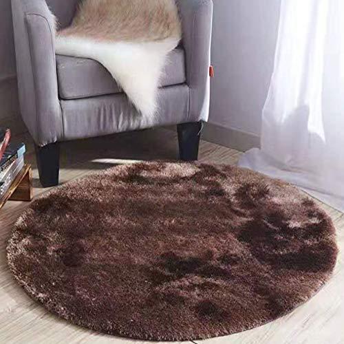 Alfombras de área,alfombra de imitación de piel de oveja de imitación,alfombras redondas ultra suaves y modernas,tamaño grande,alfombras de noche para dormitorio,varios tamaños,para sala de estar