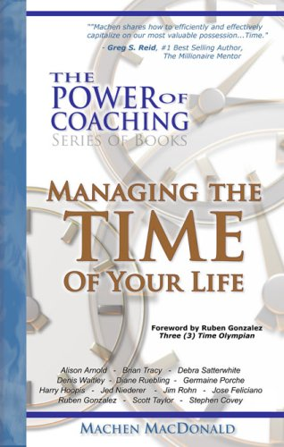 Free Ebook The Power Of Coaching Managing The Time Of Yourlife By