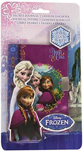 Factory 52185 Disney La Reine des Neiges Agenda Secret avec Cadenas