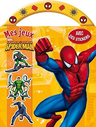Spiderman, Mes jeux à poignée