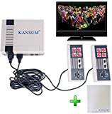 Classic Retro Family Game Console - with 620 Games ,Consoles Video Games, Built in 600 Video Games Consoles,...
