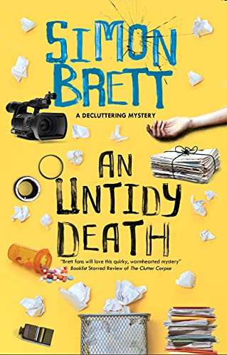 An Untidy Death (The Decluttering mysteries Book 2) by [Simon Brett]