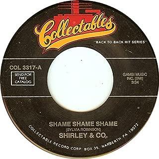 Shirley and Co.: Shame Shame Shame/The Whatnauts: Try Me
