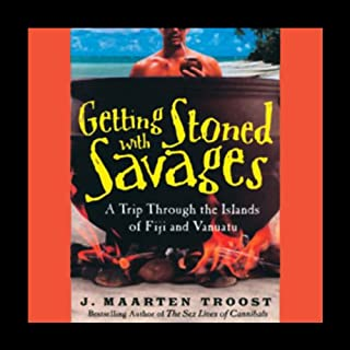 Getting Stoned with the Savages cover art
