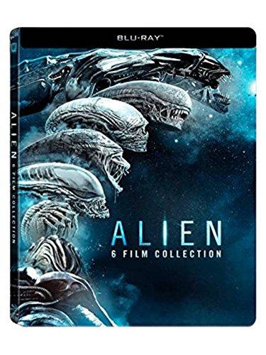 Aliens Boxset Steelbook (6 discos) [Blu-ray]