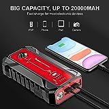 Zoom IMG-2 nwouiiay avviatore batteria auto 1600a