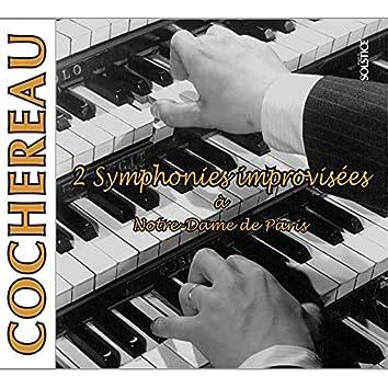 Cochereau: 2 Improvised Symphonies for Organ