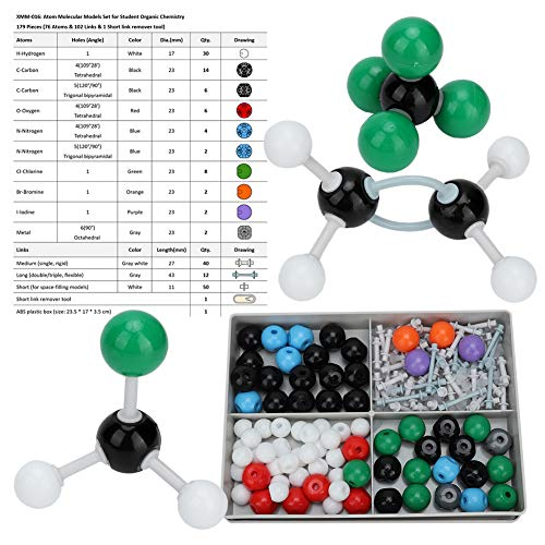 Soapow Molekular-Modellbausatz aus...