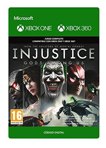 Injustice: Gods Among Us  | Xbox 360 - Código de descarga