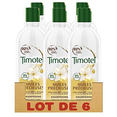 commercial petit shampoing pour cheveux secs puissant