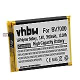 vhbw Batería Recargable Compatible con Blackview BV7000, BV7000 Pro móvil, Smartphone (3500 mAh, 3,8 V, polímero de Litio)