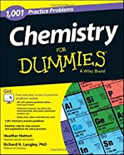 Download Chemistry: 1,001 Practice Problems For Dummies (+ Free Online Practice) PDF