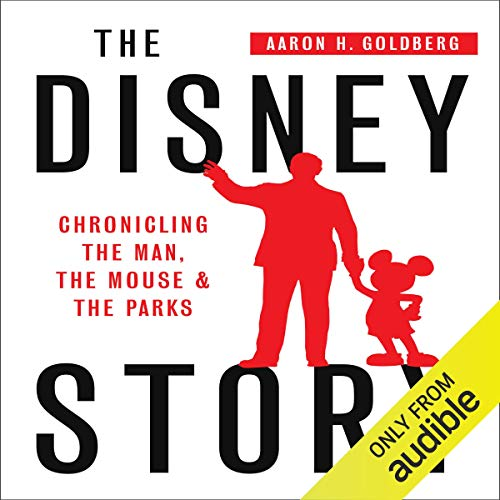 The Disney Story cover art