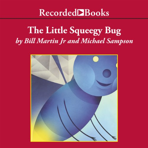 The Little Squeegy Bug audiobook cover art
