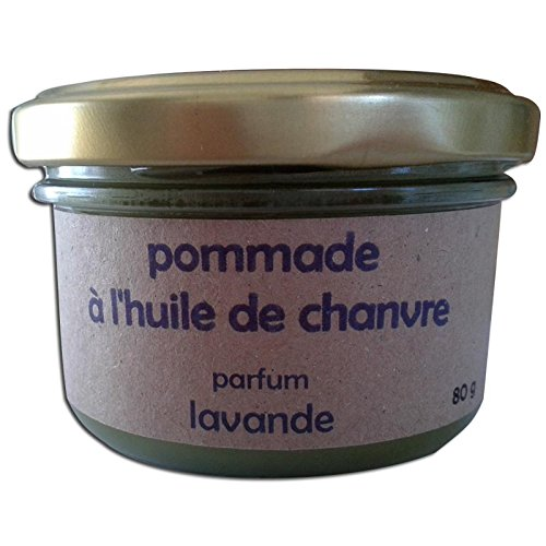 Canna d Oc Hanföl Bio HE Lavendel 120 ml