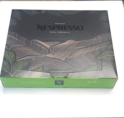 Nespresso Origins Perú - Lote de 50 discos