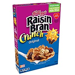 Raisin Bran Crunch Original Breakfast Cereal, 15.9 oz