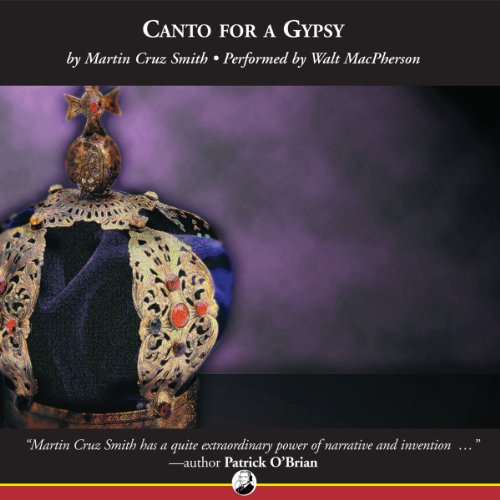 Canto for a Gypsy cover art