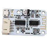 DollaTek Tablero de DC 5V 2x3W Bluetooth Receptor de Audio Amplificador Digital Junta módulo Bluetooth Receptor de Audio Amplificador Micro USB
