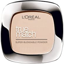 L'Oreal Paris True Match Press Powder, Golden Sand W5