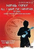 10-Minute Uke Tutor: Mariah Carey - All I Want for Christmas Is You [Reino Unido] [DVD]
