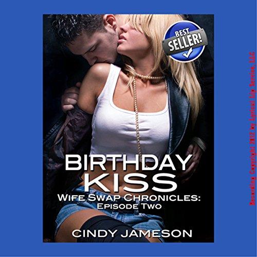 Birthday Kiss audiobook cover art