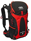TSL Snow Walker Mochila, Red, 50 x 27 x 20 cm, 25 L