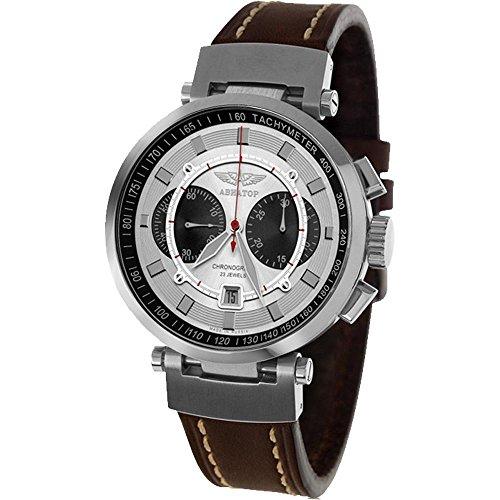 reloj Aviator hecho en Rusia