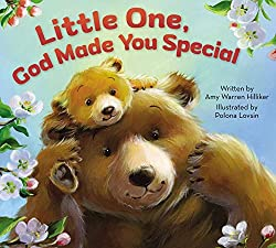 Little One, God Made You Special - Best Books to Read to Baby