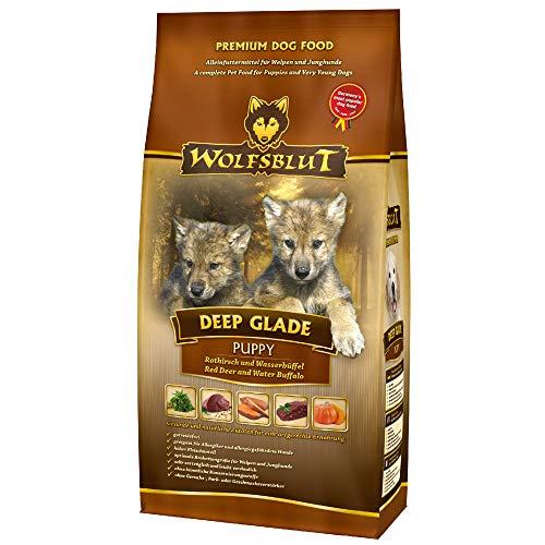 Wolfsblut Deep Glade Puppy, 1er Pack (1 x 2 kilograms)