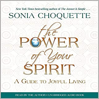 The Power of Your Spirit audiobook cover art