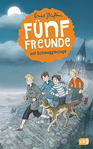 Fünf Freunde auf Schmugglerjagd (Einzelbände, Band 4)