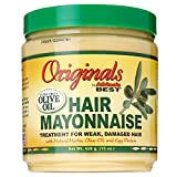 Africa's Best Organics HAIR MAYONNAISE 18oz