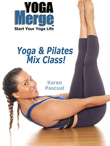 Yoga & Pilates Mix Class