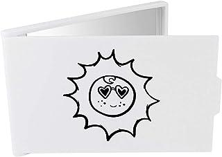 'Shining Sun' Compact / Travel / Pocket Makeup Mirror (CM00024311)