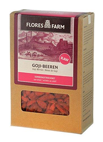 Flores Goji-Beeren, 100 g