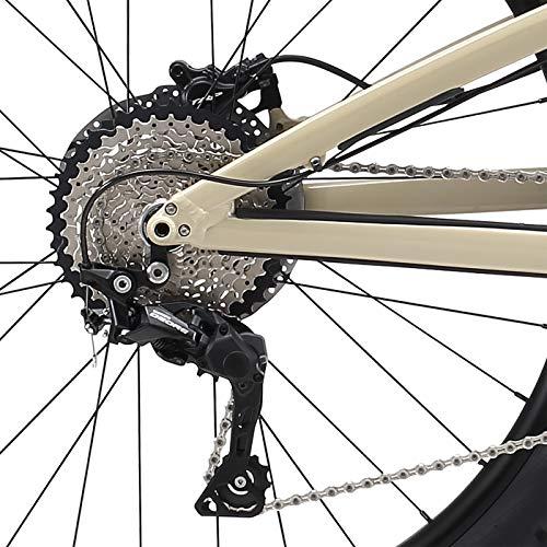 Product Image 13: Schwinn S29 Mens Mountain Bike, 29-Inch Wheels, 18-Inch/Medium Aluminum Frame, Dual-Suspension, Mechanical Disc Brakes, Matte Black