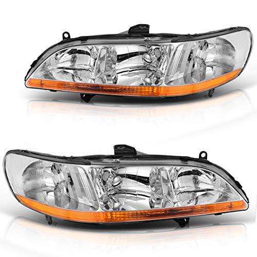01 honda accord coupe headlights - 7