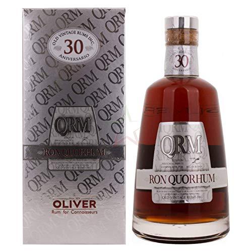 Ron Quorhum 30 Aniversario Old Vintage Rum 40,00{ae7838c9892b5a94132ef68b4e3973df8331a50d0d4c610ca82fa986a15646f3} 0,70 Liter