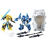 Transformers Robots in Disguise Clash of the Transformers Decepticon Island Showdown Exclusive Warrior Action Figure 2-Pack