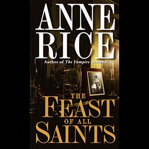 The Feast of All Saints audiobook cover art