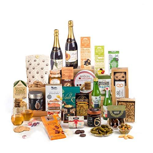 Abundance - Alcohol-Free, Vegetarian Hamper - Free UK Delivery
