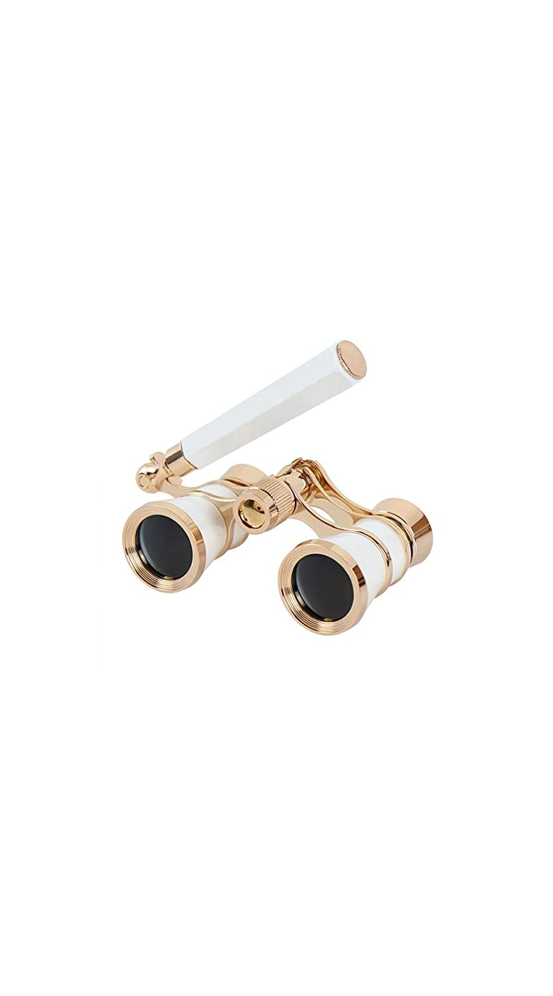 SCRT Ladies Watching Binoculars Hd Portable Mini Drama Stage Drama Special Telescope