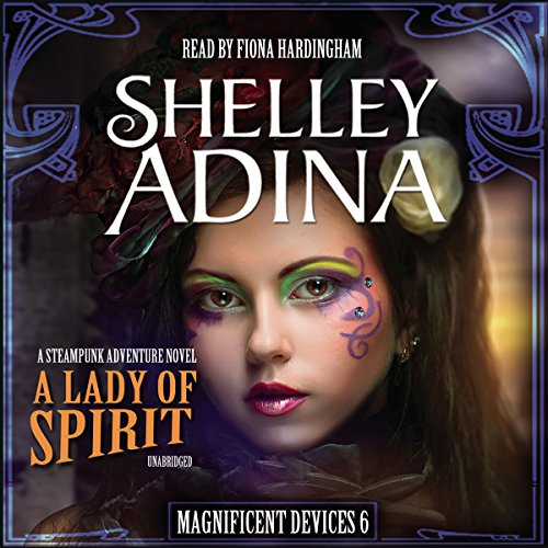 A Lady of Spirit cover art