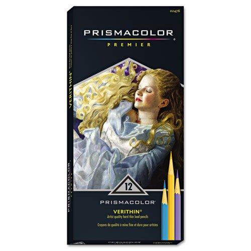 Prismacolor - Verithin Colored Pencil - Set - 12-Color Set