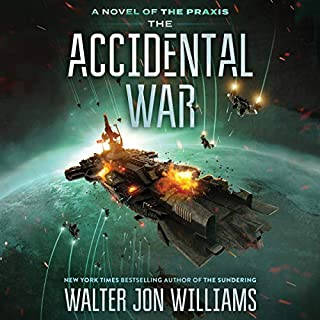 The Accidental War cover art