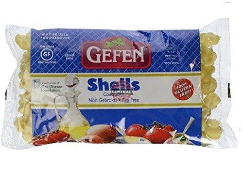 Gefen Shell Noodles, Gluten Free, 9 oz