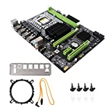 Módulo de placa base X58 placa base LGA 1366 LGA1366 DDR3 ranura PC Desktop placa base PC placa base para ECC ECC REG R-AM Server