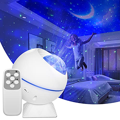 Star Projector Night Light Galaxy Projector for Bedroom